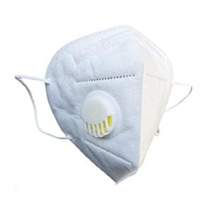 N95 Respirator Valve Disposable Masks